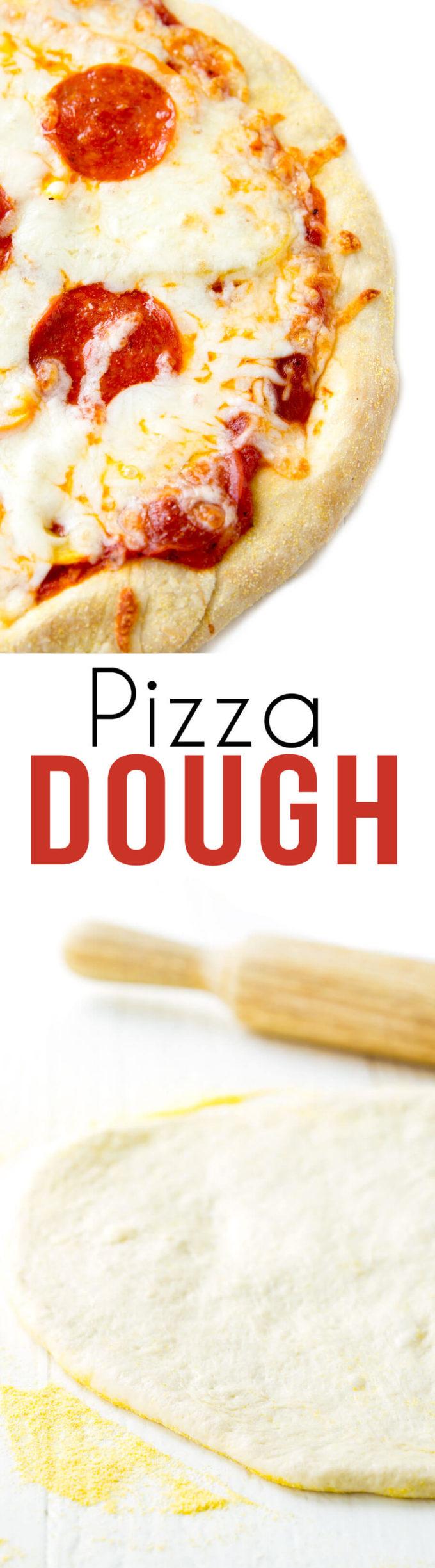 Pizza Dough - Easy Peasy Meals