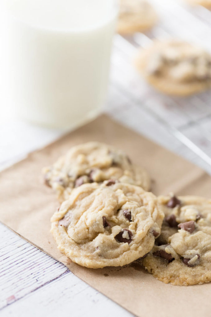 Chocolate Chip Cookies Easy Peasy Meals