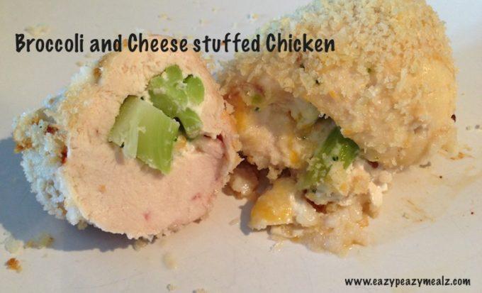 broccoli cheese stuffed chicken rolls