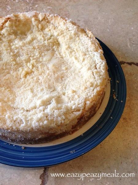Dream Coffee Cake