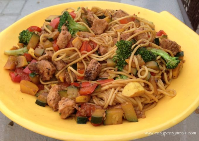 Chicken Lo Mein Recipes — Dishmaps