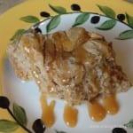 pumpkin pie crock pot french toast