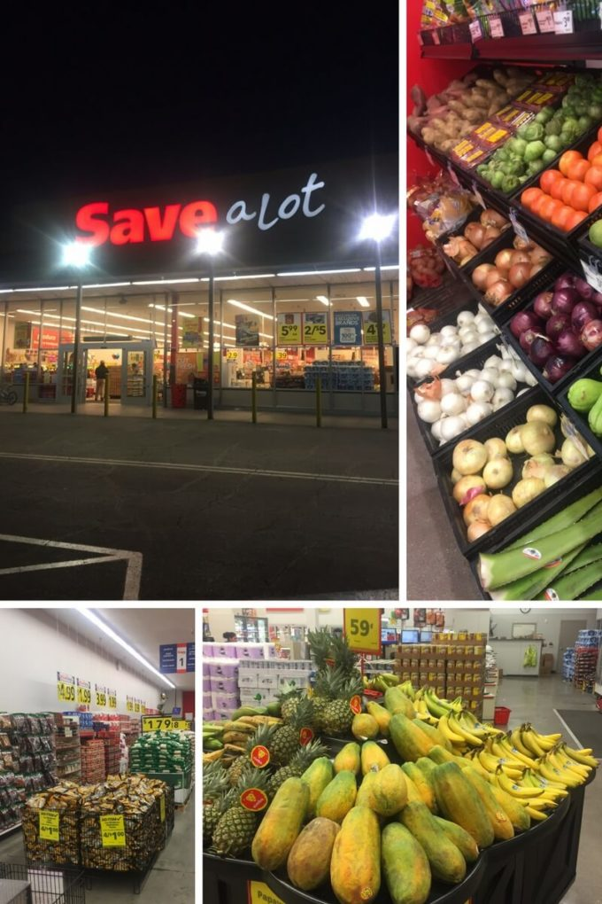 Save-A-Lot stores are a great place to buy groceries