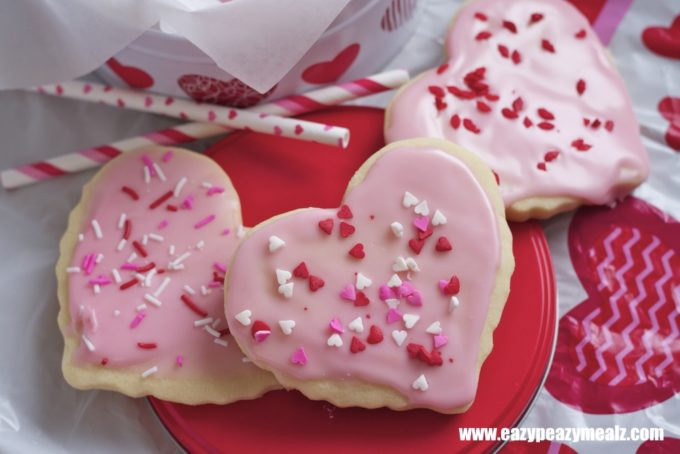 Cutlers sugar cookies