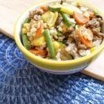 quick and easy skillet dinner
