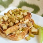 french toast apple pie