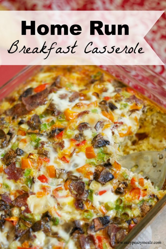 homerun breakfast casserole