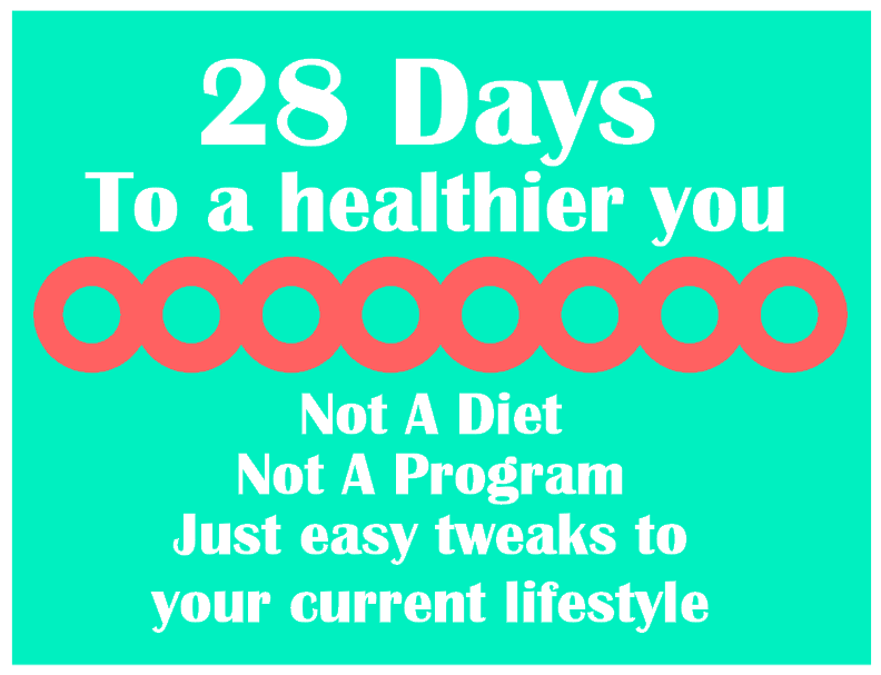 28 day challenge