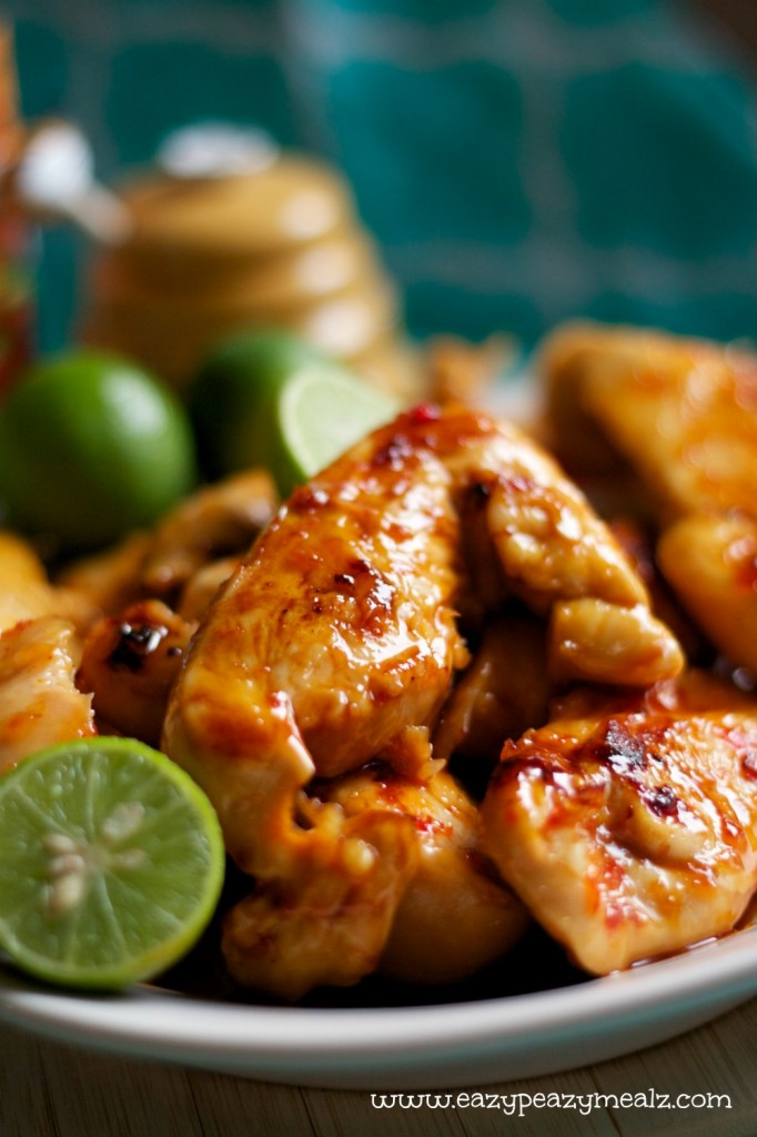 chili honey lime chicken