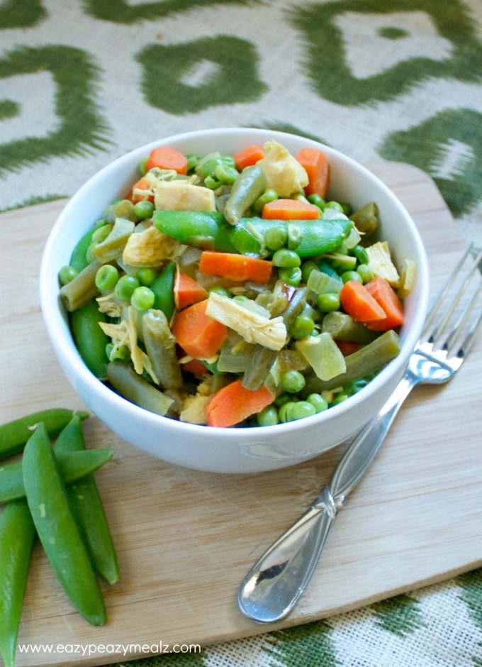 Green Chic Curry