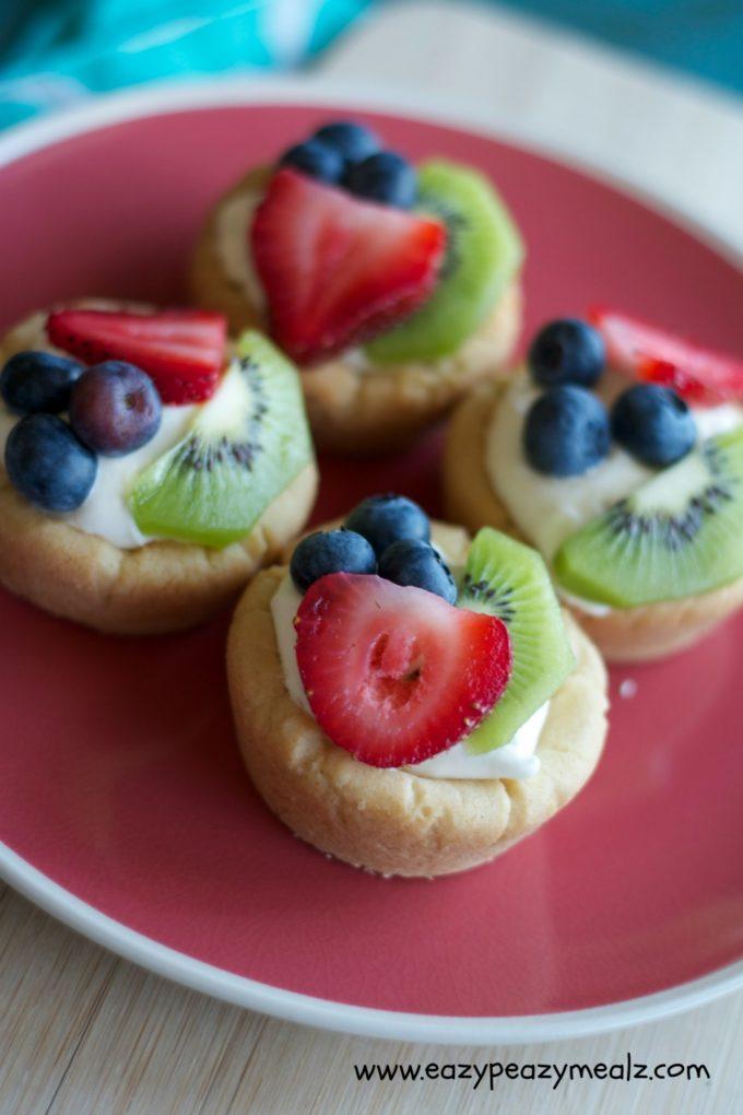 fruit tart cups