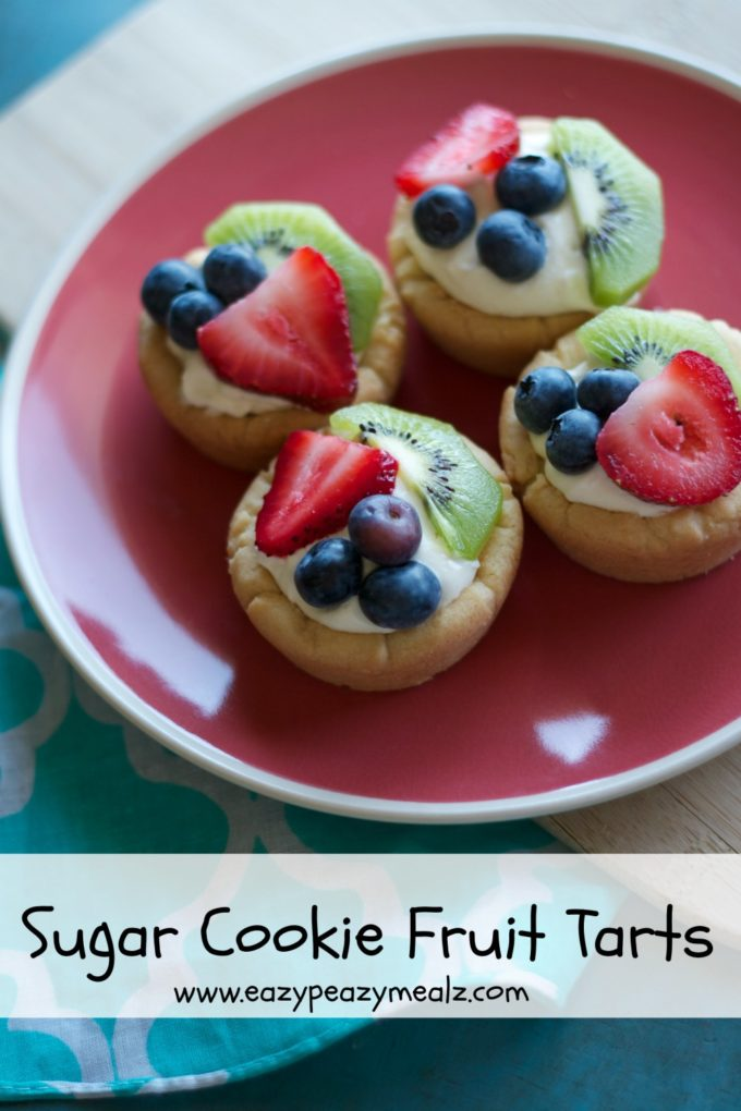 Sugar Cookie Tartlets Recipes — Dishmaps