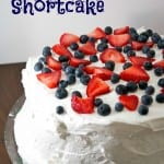 Berry Shortcake recipe