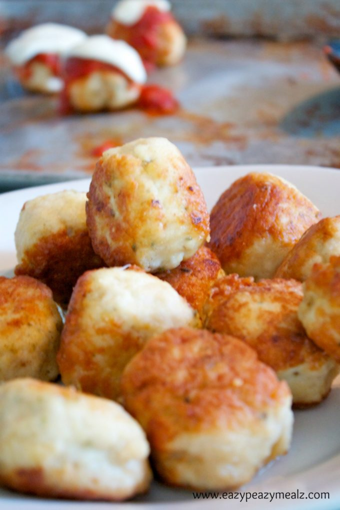 chciken meatballs