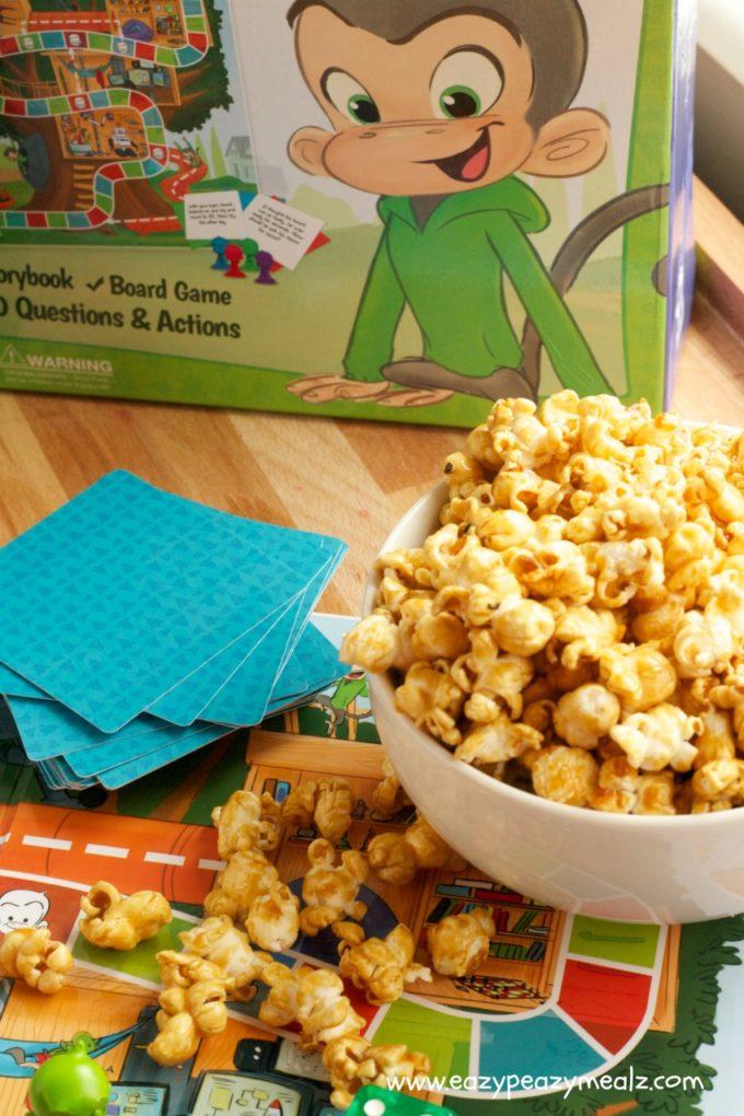 Q Wunder popcorn