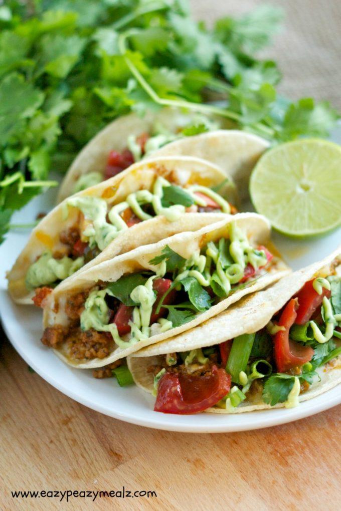 tacos BeyondMeat