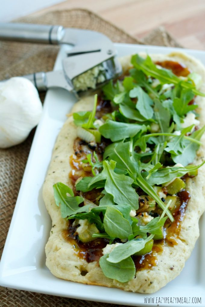 fig flat bread