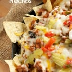 manwich sloppy joe nacho skillet