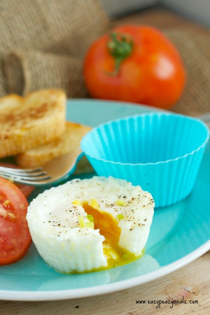 steamed soft egg, a quick and easy breakfast, easy breakfast eggs