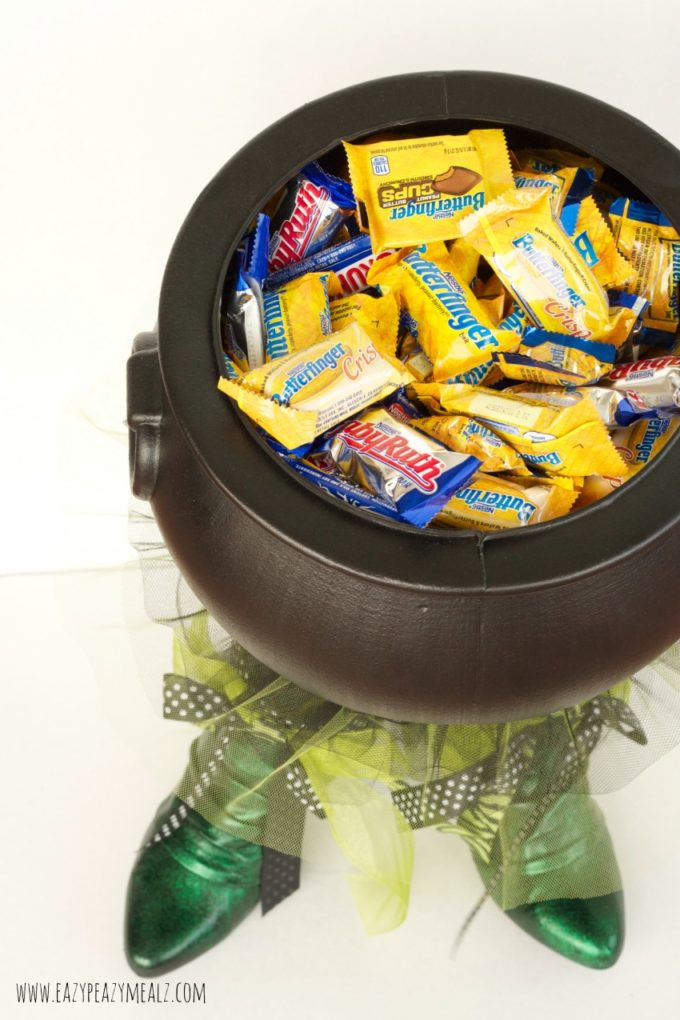 the candy bowl