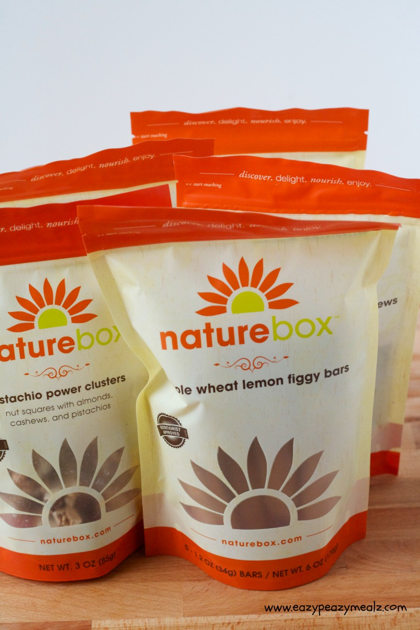 naturebox box nature snacking eazypeazymealz
