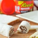 Reese's spread snack sushi