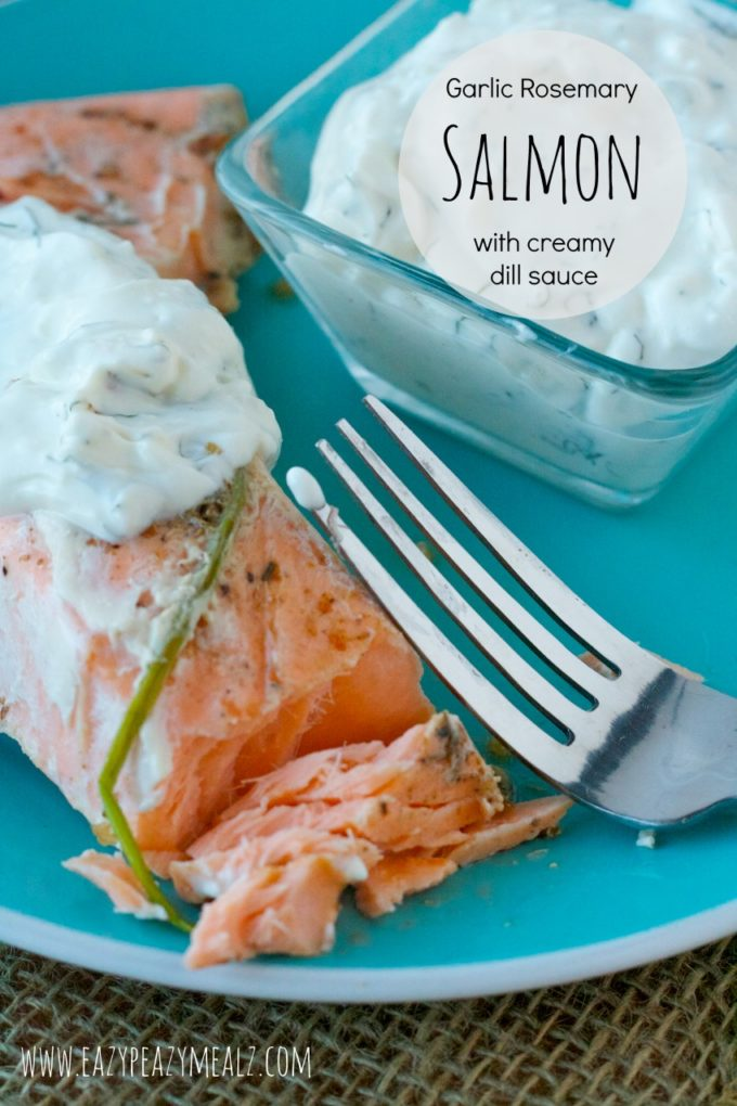 Sour cream dill sauce for salmon for Dill sauce for fish