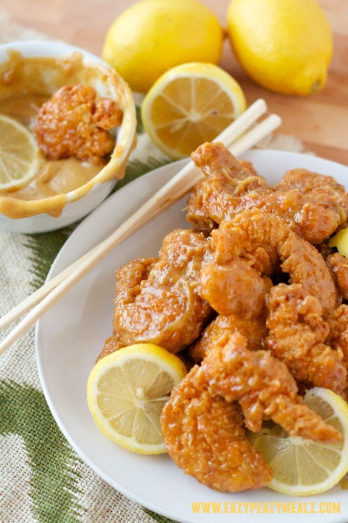 lemon chicken eazy peazy