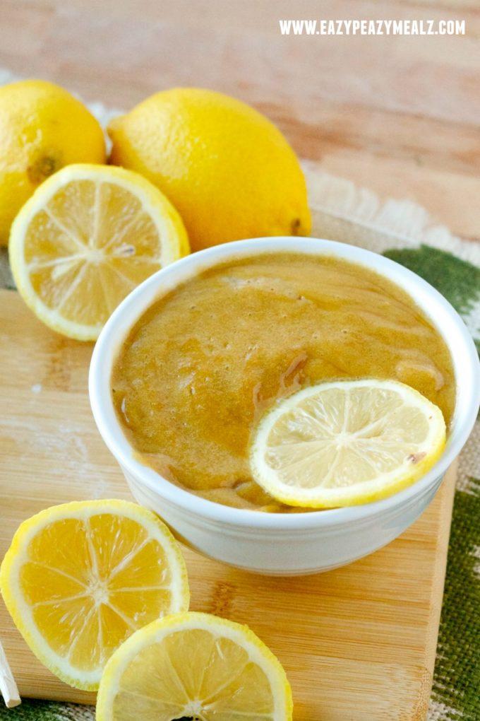 lemon sauce for chicken