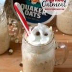 overnight Eggnog Oatmeal