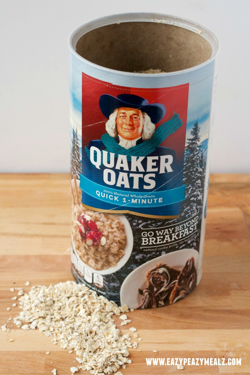 Quaker Oat Your Kids Will Eat It