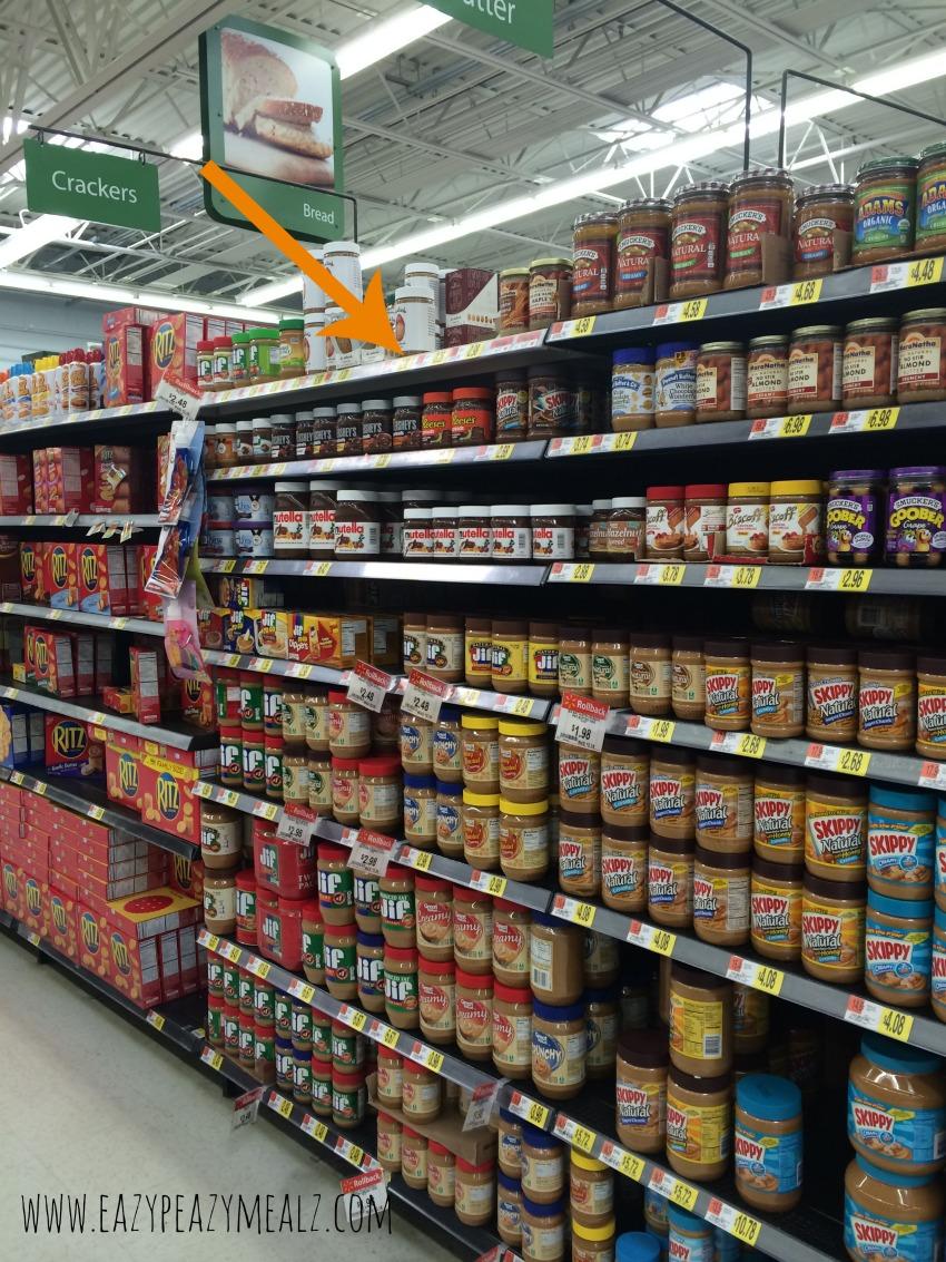 resse's spread aisle