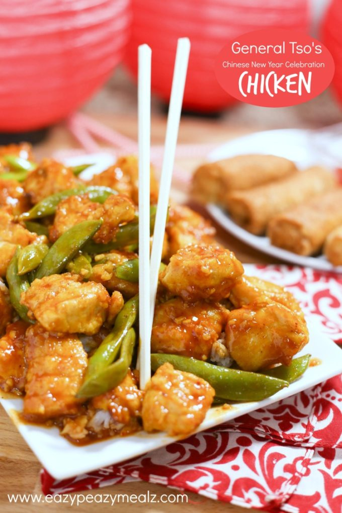 General tsos chicken chinese new year celebration easy peasy meals general tsos hero chinese new year forumfinder Gallery