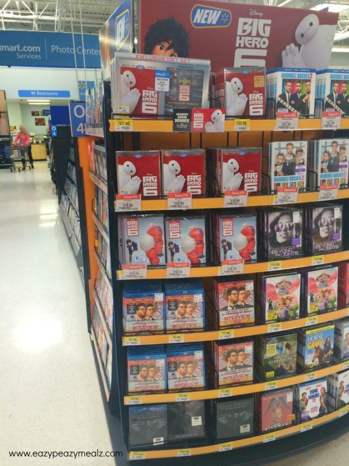 Big HERO 6 Walmart