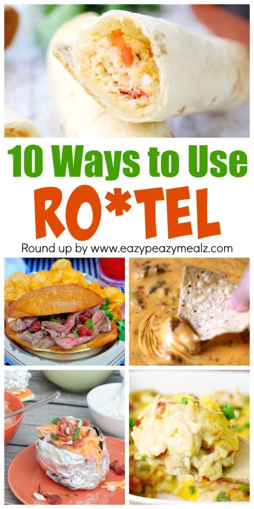 Rotel recipe ideas