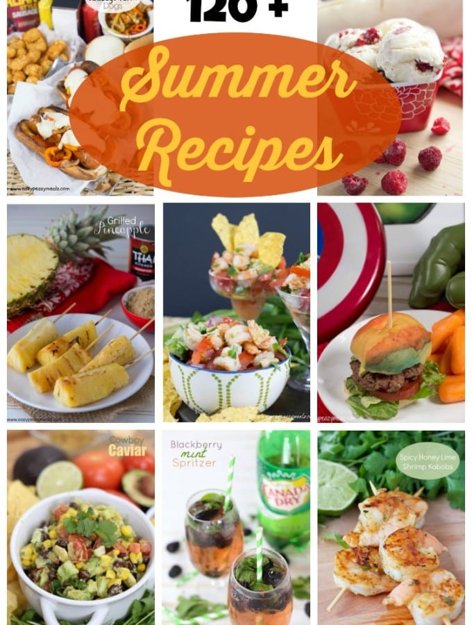 summer recipes, bbq, easy grilling, food, summer