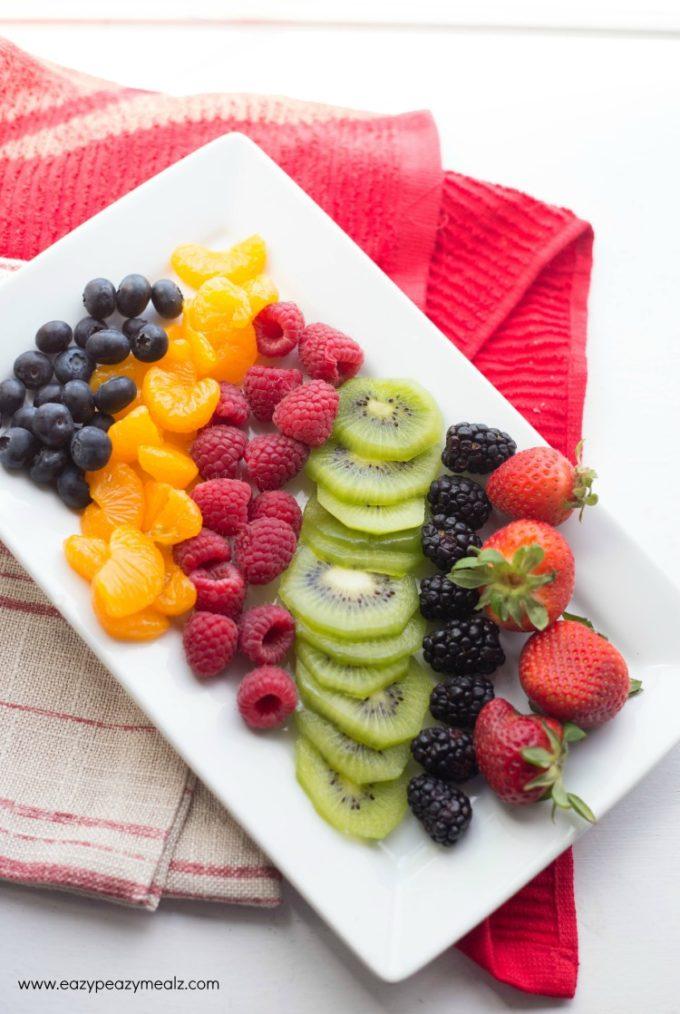 fruit for fruit pizza