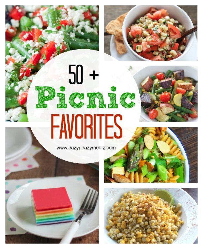 50 + Picnic Favorites