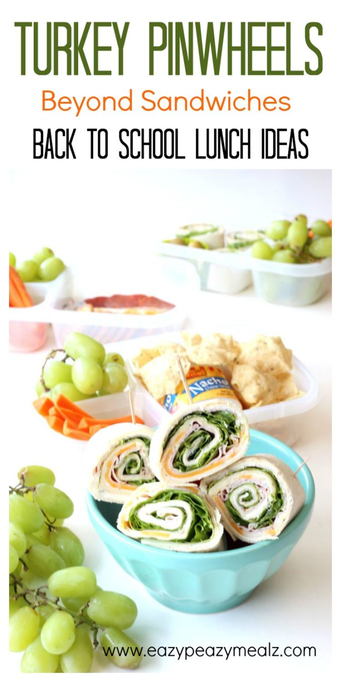 Turkey PinWheels and \