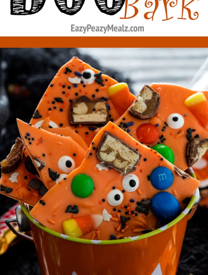 Boo Bark & Halloween Party