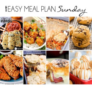 Easy Meal Plan #17
