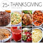 The ultimate collection of Thanksgiving recipes including turkey tips and mouthwatering slab pies, sure to make your Thanksgiving feast one to remember.