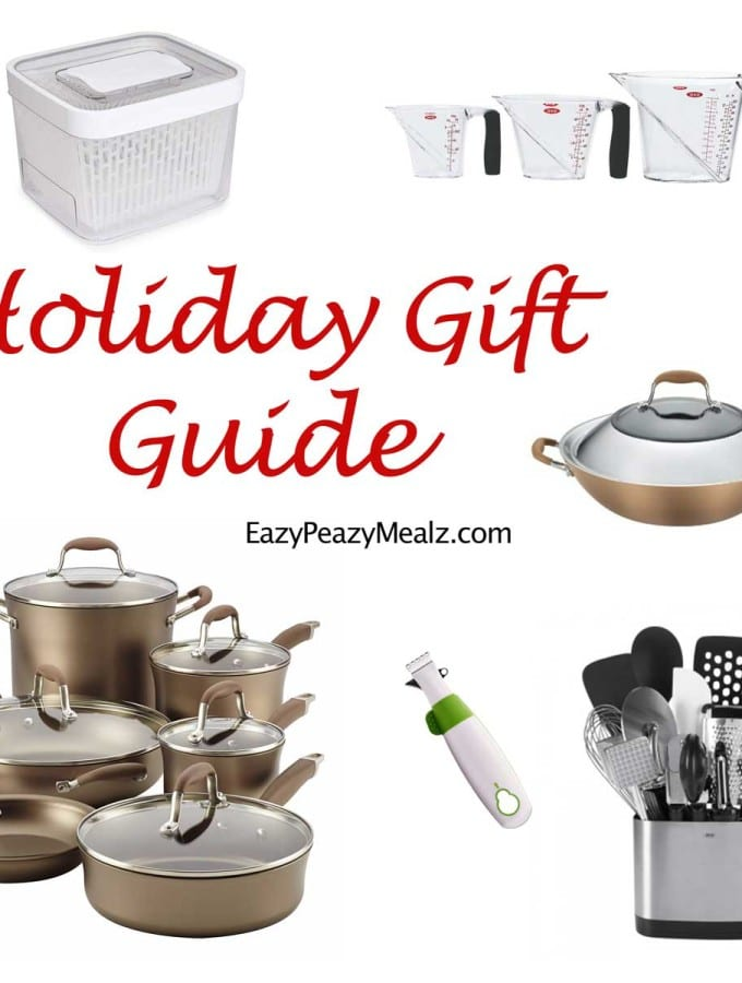 Holiday Gift Guide for the Everyday Cook