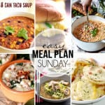Meal plan with lots of tasty recipes great for the whole family