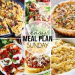 A weekly meal plan that takes the hassle out of feeding your family.