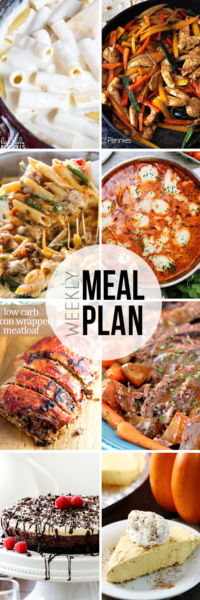 Easy Meal Plan: Make this week tasty with this tried and true collection of recipes.