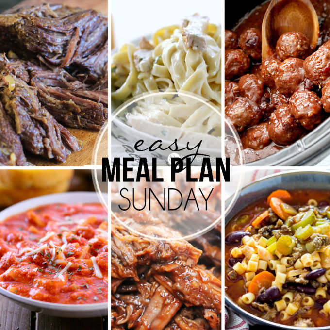 Meal planning is easy with these great recipes