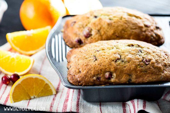 loaf-of-cran-orange-quick-bread-before-glaze