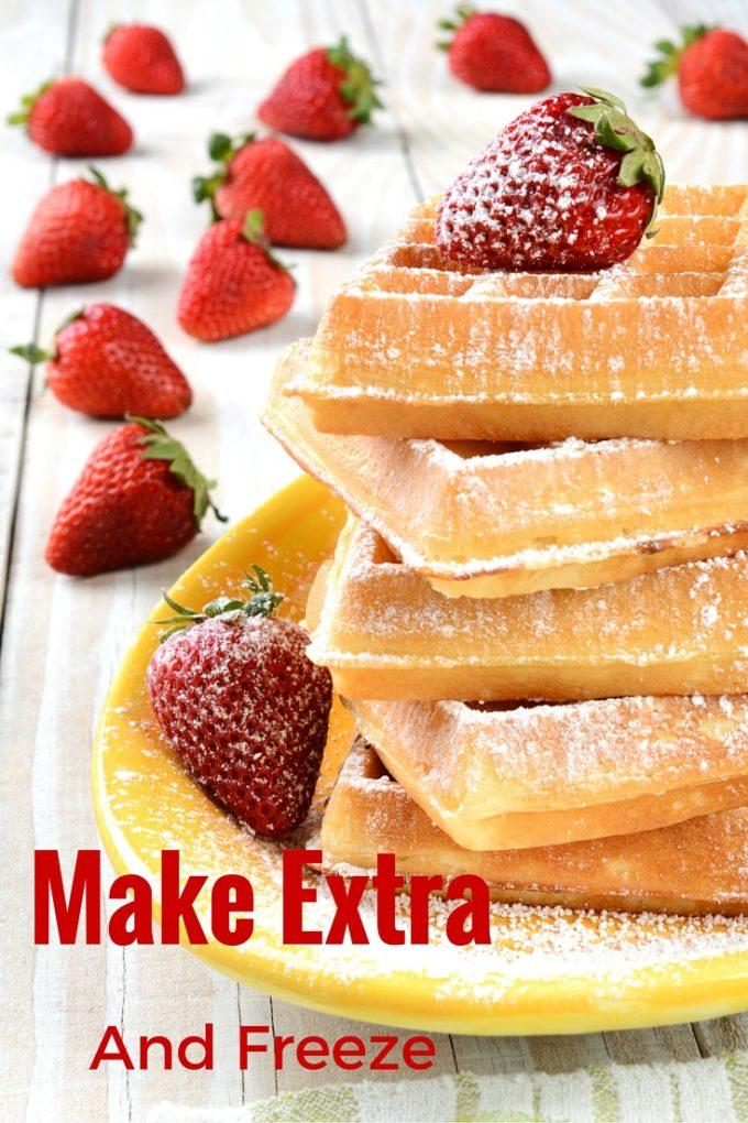 Make Extra