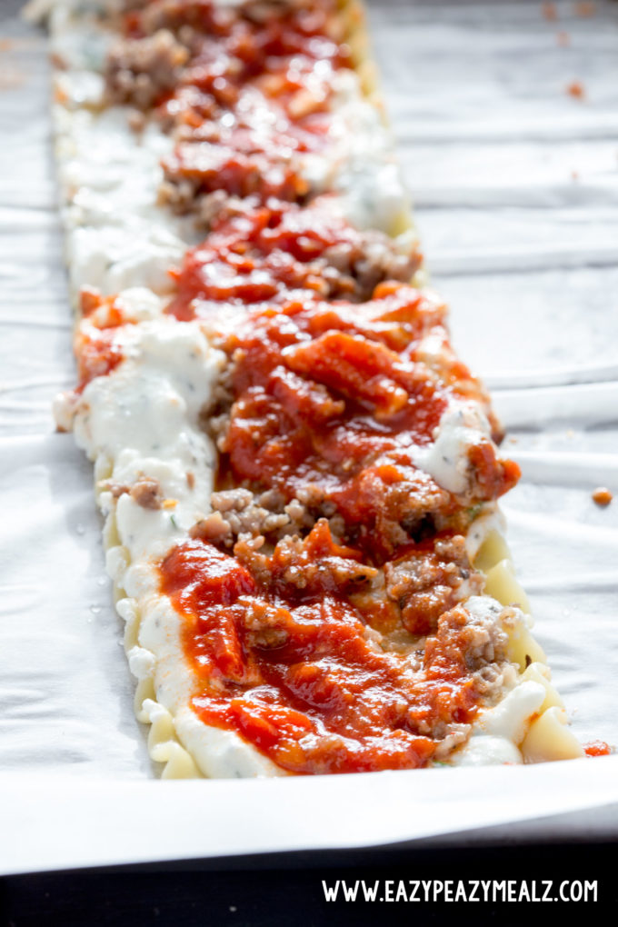 Unrolled-lasagna-roll-up